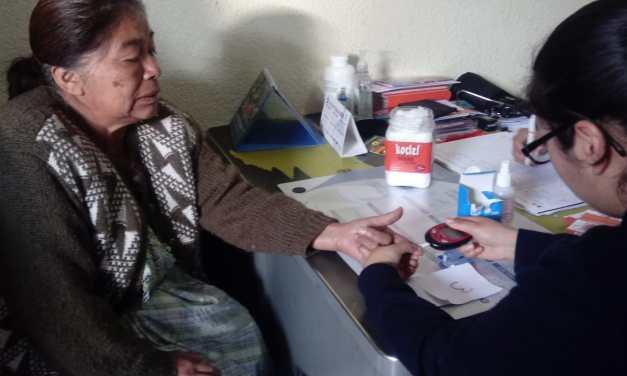 CAP de Xela detecta este año 90 casos de diabetes
