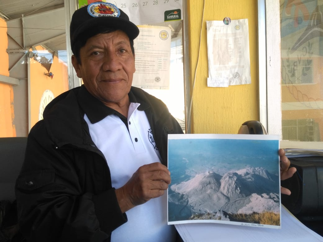 Toda una vida en el estudio de los Volcanes Santa María y Santiaguito - stereo100.com.gt