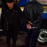 Detenido por portar arma sin licencia