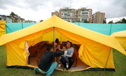 Desplazados de Venezuela y Centroamérica fijan récord mundial