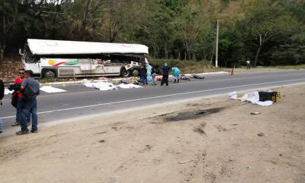 Fallecidos identificados al momento, tras accidente en Gualán, Zacapa