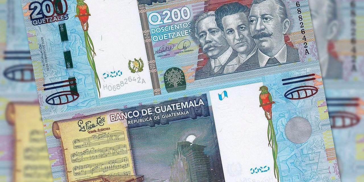 Hace 63 años falleció el quetzalteco que figura en el billete de Q. 200