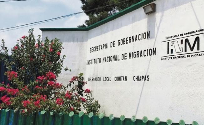 Menores guatemaltecas se fugan del INM en Comitán de Dominguez