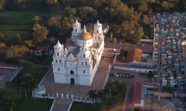 Basílica de Esquipulas cumple 261 años de fundación