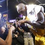 Kobe Bryant murió con su hija, por accidente en helicóptero