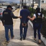 Arrestado por robo en vivienda de La Esperanza