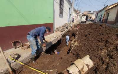 ¿Por qué el servicio de agua es irregular en zona 1 de Xela?