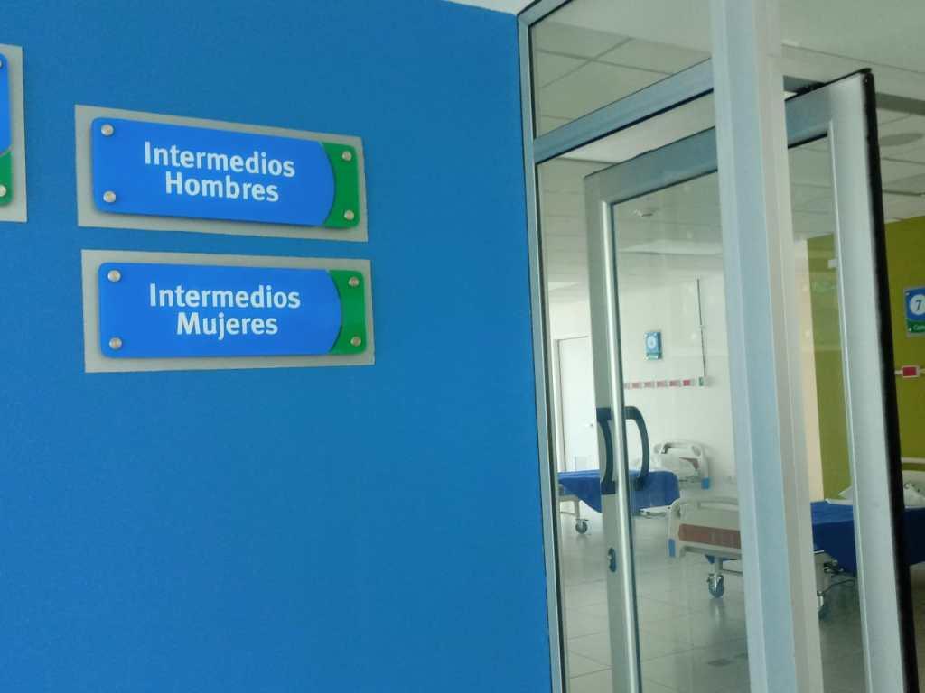 Adaptan área administrativa para atención de pacientes con COVID-19 en el IGSS de Xela