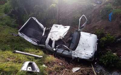 Un muerto y un herido en carretera Interamericana