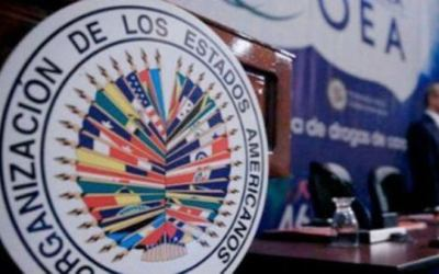 OEA se pronuncia ante la solicitud de Giammattei