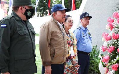 Nicaragua: Ortega reaparece en público con quejas a EE.UU. y U.E. por COVID-19