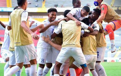 Honduras derrotó a EEUU y se clasificó a  Tokio 2020