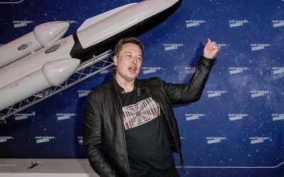 La NASA selecciona cohete de SpaceX para su viaje tripulado a la Luna