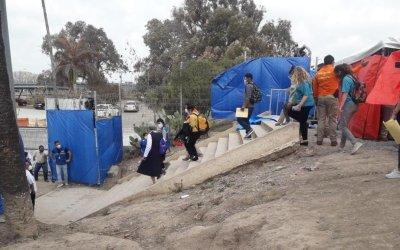 México refuerza frontera con Guatemala para frenar inmigración