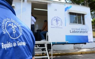 Guatemala supera los mil casos de COVID-19 en un día y se acerca a los 200 mil contagios