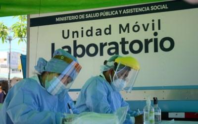 Guatemala supera los 200 mil casos de COVID-19