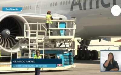 Alistan cargamento de 3 millones de dosis que donará Estados Unidos a Guatemala