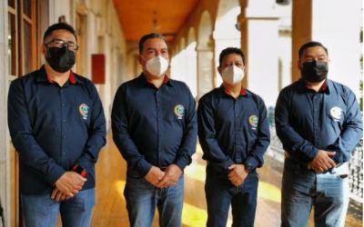 Cuatro integrantes de la Marimba de Conciertos de la Muni de Xela se jubilarán