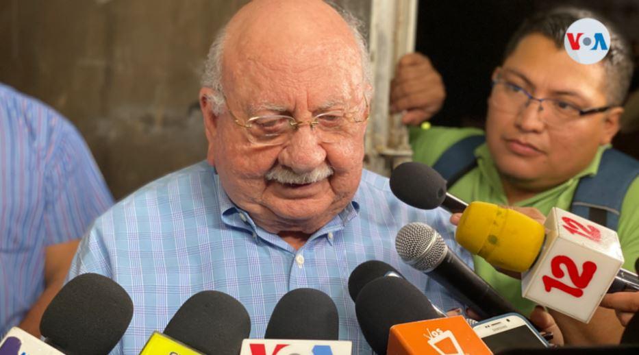 Fallece director del diario «La Prensa» de Nicaragua Jaime Chamorro