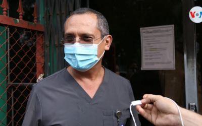 Autoridades sanitarias nicaragüenses citan a médicos por informar sobre la pandemia