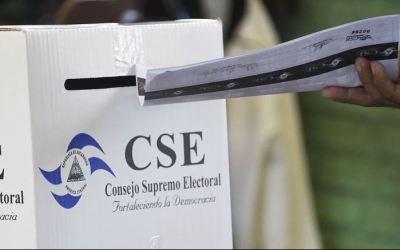 Acusaciones de irregularidades ensombrecen la elección del único candidato que se mediría a Ortega