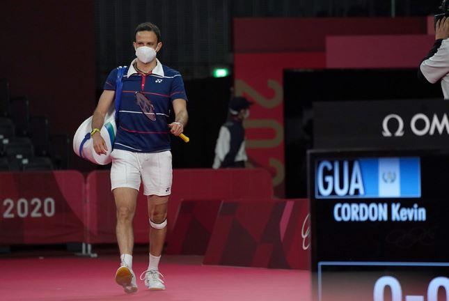 Kevin Cordón pierde el partido por la medalla de bronce, pero se gana el corazón de millones de guatemaltecos