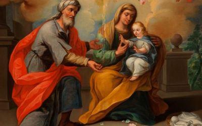 8 de Septiembre. Festividad de la Natividad de la Santísima Virgen María