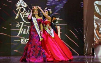 Alta Verapaz gana certamen de Reina Nacional de Independencia