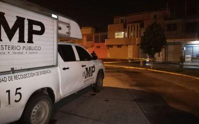 Investigan incidente armado en Salcajá