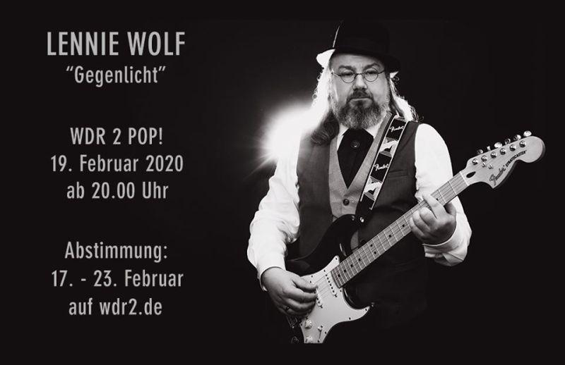 Lennie Wolf bei WDR 2