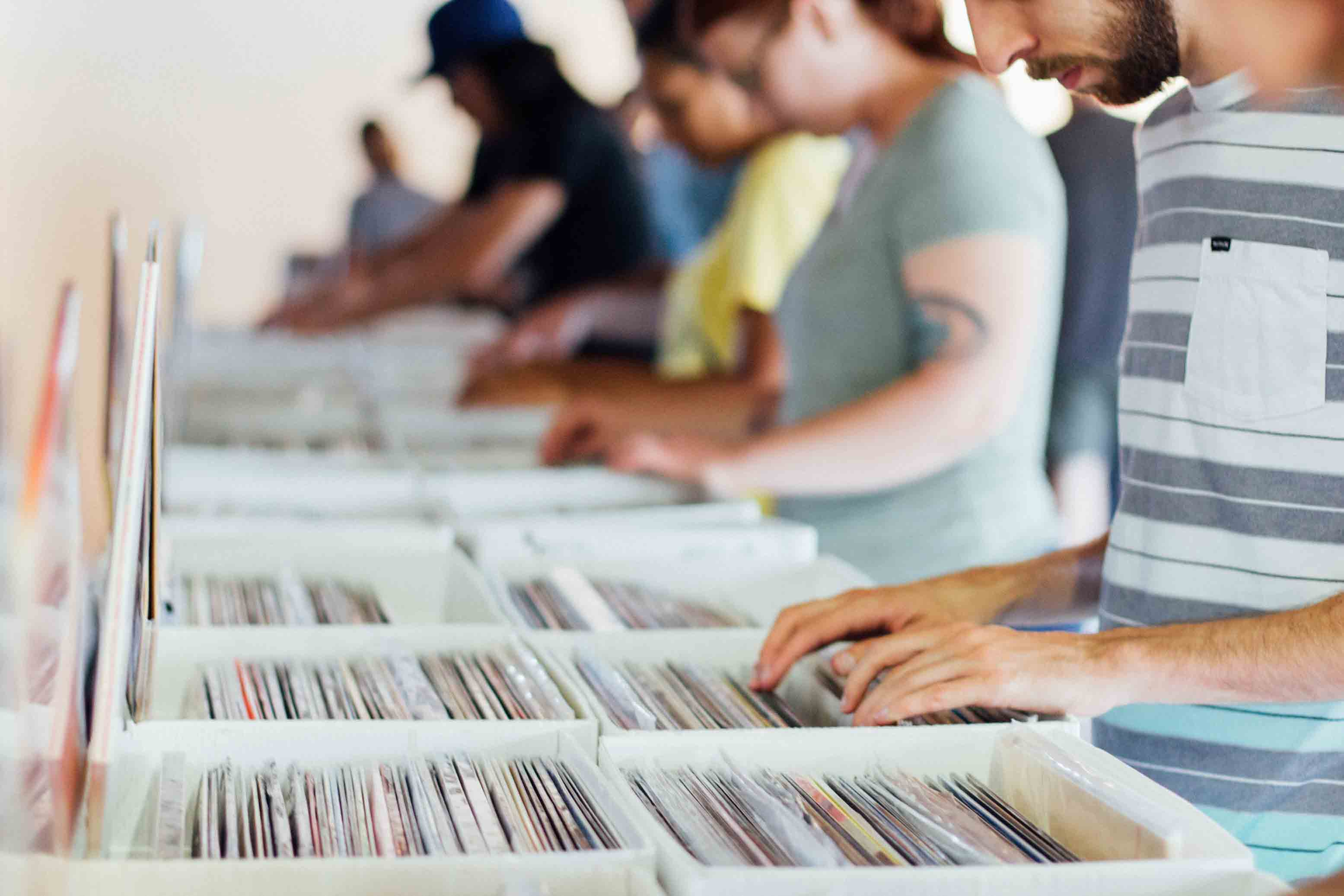 Guidelines In Organizing A Record Collection
