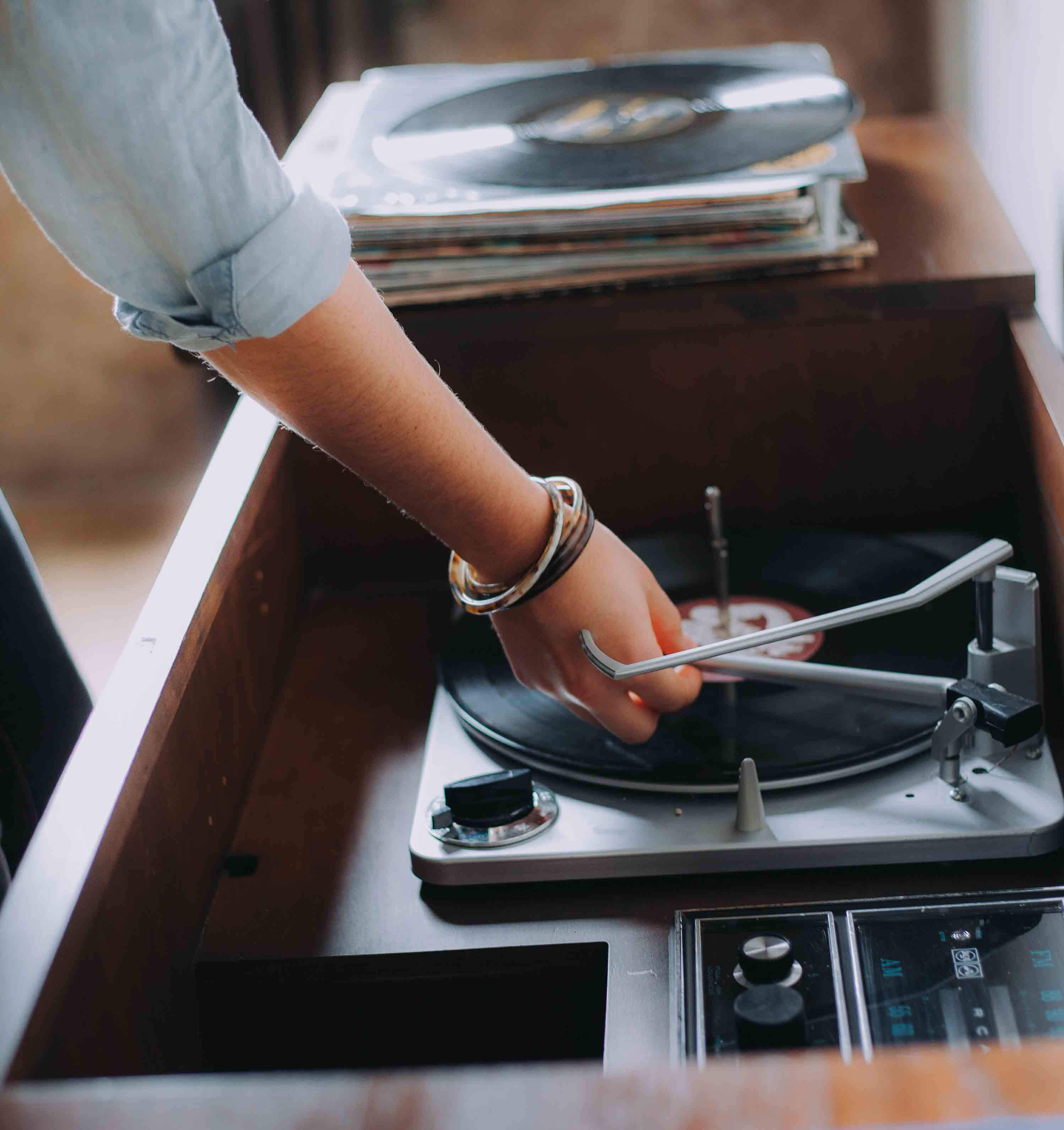 How To Make Sure Your Record Player Is Compatible With Your Records
