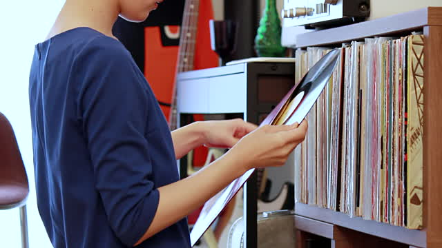 Tips for buying a vinyl record