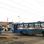 """Pobladores denuncian que empresa de transporte """"Etuchisa"""" no respeta los semáforos"""