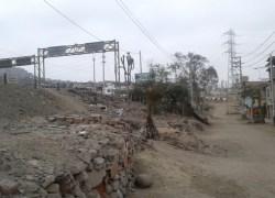 Pobladores de Bernardo Alcedo piden construcción de muro de contención
