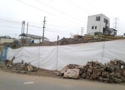 Vecinos se oponen a la construcción de un relleno sanitario