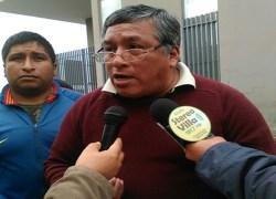 Piden que alcalde Chilingano cumpla con sentencias judiciales a favor  de obreros municipales