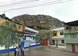 Nuevos asentamientos humanos ponen en peligro a pobladores de 'Vista Alegre'