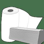 Spender-Zubehör - Handtücher - Falthandtücher - Papiertücher