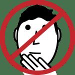 Ins Gesicht fassen verboten - 6 praktische Hygienetipps