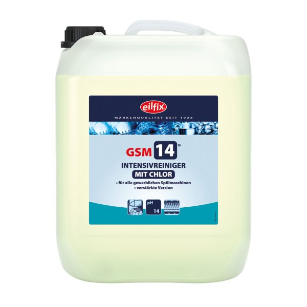 Eilfix GSM-14   Intensivreiniger mit Chlor