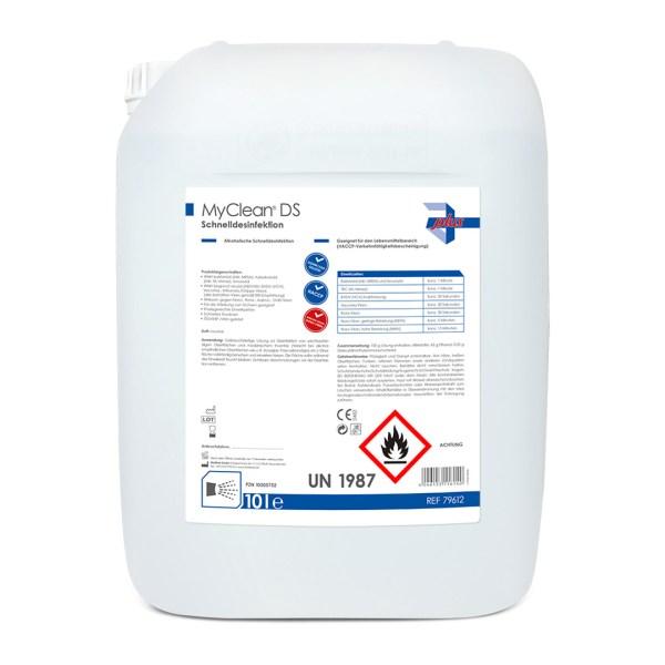 MaiMed® MyClean DS 10 L | Schnelldesinfektion 1