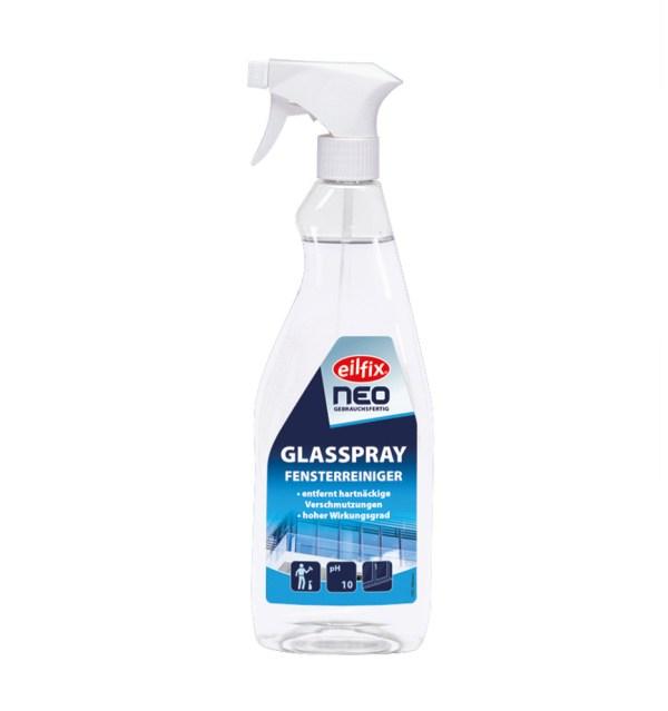 Eilfix NEO Glasspray 1 L | Fensterreiniger