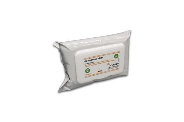 DrDeppe OP Sept Basic Wipes Flowpack | 48 Tücher 1