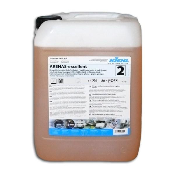 Arenas-excellent 20 L | Flüssiger Waschverstärker für die Textilwäsche