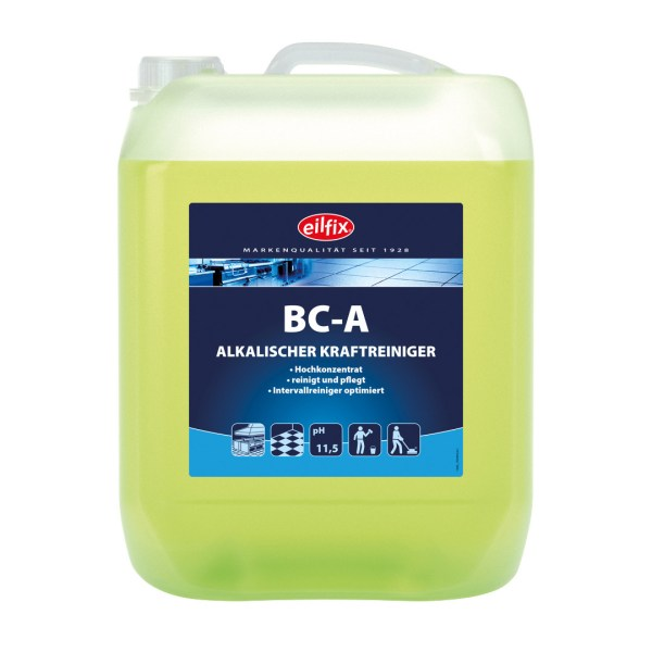 Eilfix BC-A Kraftreiniger alkalisch 10 L 1