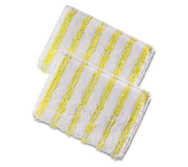 Reinigungskissen Sani gelb 1