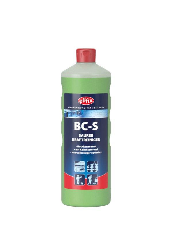 Eilfix BC-S Kraftreiniger sauer 1 L 1