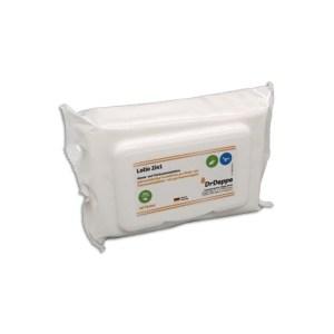 DrDeppe Lotio 2in1 Wipes Flowpack | 48 Tücher 3