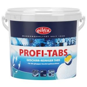 Eilfix Profi-Tabs 160 Stück | Geschirr-Reiniger Tabs 3
